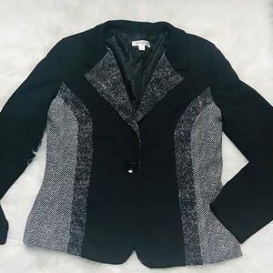 Black & Grey Jacket